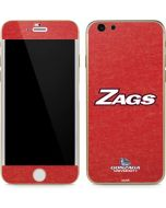 Gonzaga Zags iPhone 6/6s Skin