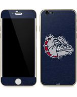 Gonzaga Bulldogs Mascot iPhone 6/6s Skin