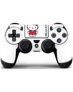 Hello Kitty Classic White PS4 Controller Skin