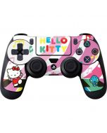 Hello Kitty Dancing Notes PS4 Controller Skin