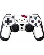 Hello Kitty White PS4 Controller Skin