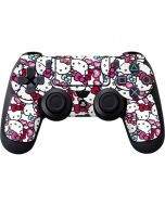 Hello Kitty Multiple Bows PS4 Controller Skin