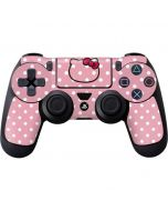 Hello Kitty Outline PS4 Controller Skin