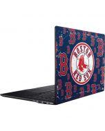 Boston Red Sox - Secondary Logo Blast Ativ Book 9 (15.6in 2014) Skin