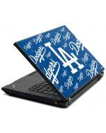 Los Angeles Dodgers - Cap Logo Blast Lenovo T420 Skin