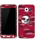 Arizona Cardinals - Blast Galaxy S6 Edge Skin