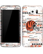 Cincinnati Bengals - Blast Galaxy S6 Edge Skin