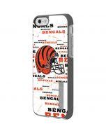 Cincinnati Bengals - Blast Incipio DualPro Shine iPhone 6 Skin