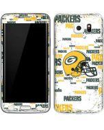 Green Bay Packers - Blast Galaxy S6 Edge Skin