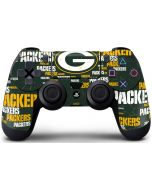 Green Bay Packers Blast PS4 Controller Skin