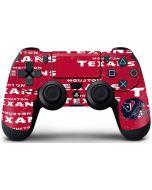 Houston Texans - Blast PS4 Controller Skin