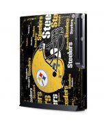 Pittsburgh Steelers - Blast Dark Playstation 3 & PS3 Slim Skin