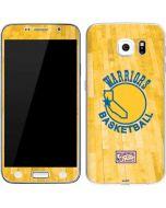 Golden State Warriors Hardwood Classics Galaxy S6 Skin
