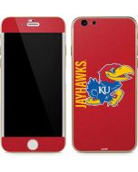 Jayhawks KU iPhone 6/6s Skin