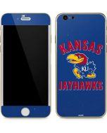 Kansas Jayhawks Mascot iPhone 6/6s Skin