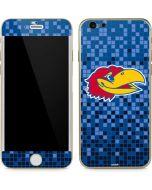 Kansas Jayhawks Digi iPhone 6/6s Skin