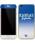 Kansas Jayhawks iPhone 6/6s Skin
