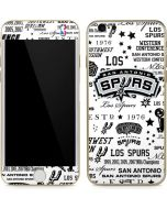 San Antonio Spurs Historic Blast iPhone 6/6s Skin