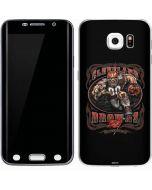 Cleveland Browns Running Back Galaxy S6 Edge Skin