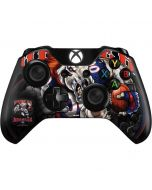 Denver Broncos Running Back Xbox One Controller Skin