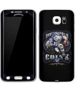 Indianapolis Colts Running Back Galaxy S6 Edge Skin