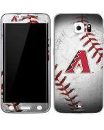Arizona Diamondbacks Game Ball Galaxy S6 Edge Skin