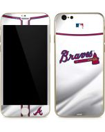 Atlanta Braves Home Jersey iPhone 6/6s Skin