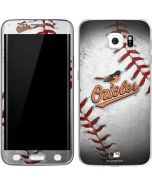 Baltimore Orioles Game Ball Galaxy S6 Edge Skin