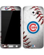 Chicago Cubs Game Ball Galaxy S6 Skin