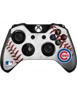 Chicago Cubs Game Ball Xbox One Controller Skin