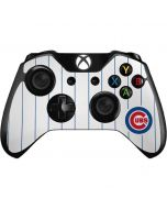 Chicago Cubs Home Jersey Xbox One Controller Skin