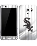 Chicago White Sox Home Jersey Galaxy S6 Edge Skin