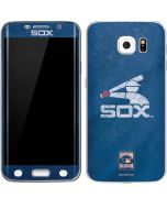 Chicago White Sox - Cooperstown Distressed Galaxy S6 Edge Skin