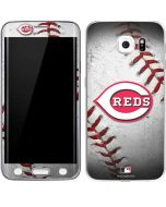 Cincinnati Reds Game Ball Galaxy S6 Edge Skin