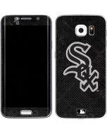 Chicago White Sox Dark Wash Galaxy S6 Edge Skin