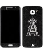 Los Angeles Angels Dark Wash Galaxy S6 Edge Skin