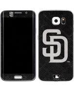 San Diego Padres Dark Wash Galaxy S6 Edge Skin