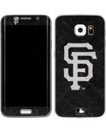 San Francisco Giants Dark Wash Galaxy S6 Edge Skin