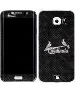 St Louis Cardinals Dark Wash Galaxy S6 Edge Skin