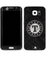 Texas Rangers Jays Dark Wash Galaxy S6 Edge Skin