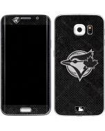 Toronto Blue Jays Dark Wash Galaxy S6 Edge Skin