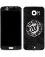 Washington Nationals Dark Wash Galaxy S6 Edge Skin