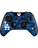 Los Angeles Dodgers Digi Camo Xbox One Controller Skin