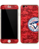 Toronto Blue Jays Digi Camo iPhone 6/6s Skin
