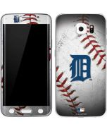 Detroit Tigers Game Ball Galaxy S6 Edge Skin