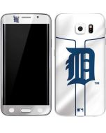 Detroit Tigers Home Jersey Galaxy S6 Edge Skin