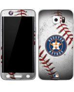 Houston Astros Game Ball Galaxy S6 Edge Skin