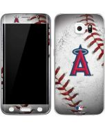 Los Angeles Angels Game Ball Galaxy S6 Edge Skin