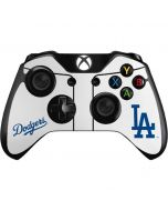 Los Angeles Dodgers Home Jersey Xbox One Controller Skin