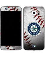 Seattle Mariners Game Ball Galaxy S6 Edge Skin